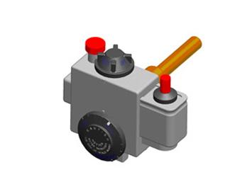 容宝欧热水器压电点火器工作原理